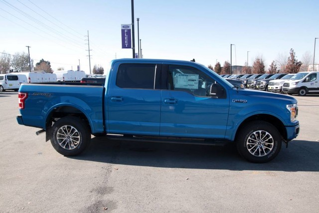 2020 F-150 SuperCrew Cab 4x4, Pickup #RN20269 - photo 9