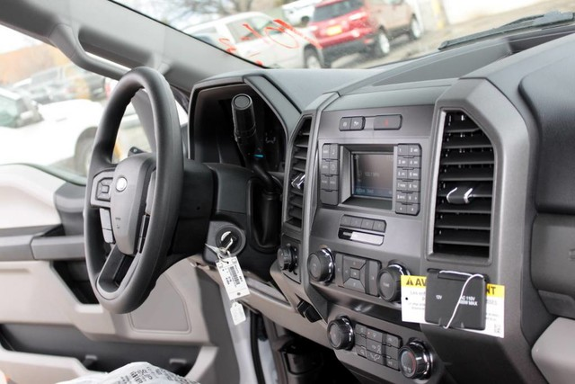 2019 Ford F-550 Super Cab DRW 4x4, Bedrock Granite Series Platform Body #RN20272 - photo 13