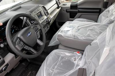 2019 Ford F-550 Super Cab DRW 4x4, Bedrock Granite Series Platform Body #RN20272 - photo 11