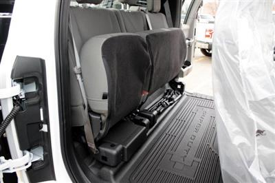 2019 Ford F-550 Super Cab DRW 4x4, Bedrock Granite Series Platform Body #RN20272 - photo 14
