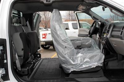 2019 Ford F-550 Super Cab DRW 4x4, Bedrock Granite Series Platform Body #RN20272 - photo 17