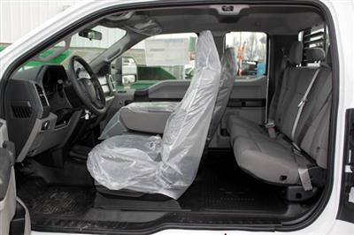 2019 Ford F-550 Super Cab DRW 4x4, Bedrock Granite Series Platform Body #RN20272 - photo 9
