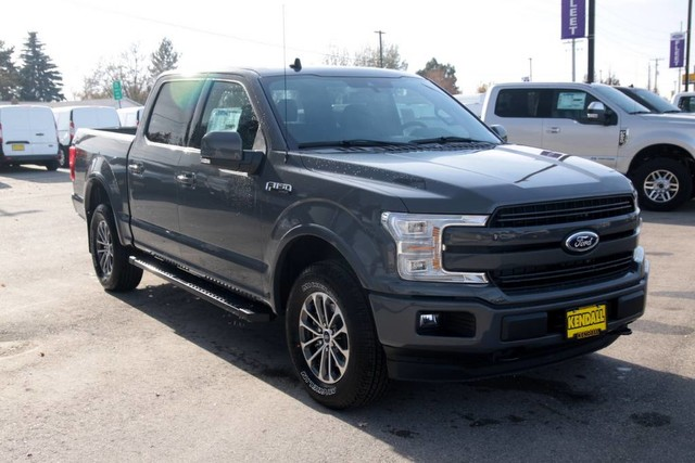 2020 F-150 SuperCrew Cab 4x4, Pickup #RN20274 - photo 2