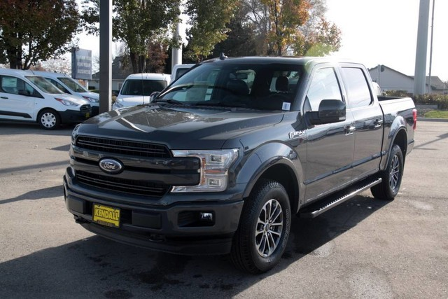 2020 F-150 SuperCrew Cab 4x4, Pickup #RN20274 - photo 4