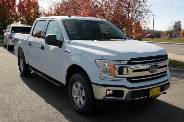 2019 F-150 SuperCrew Cab 4x4,  Pickup #RN20283 - photo 3