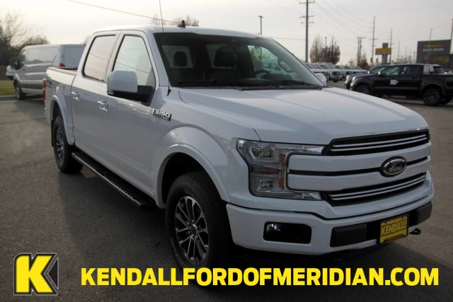 2020 F-150 SuperCrew Cab 4x4, Pickup #RN20289 - photo 1
