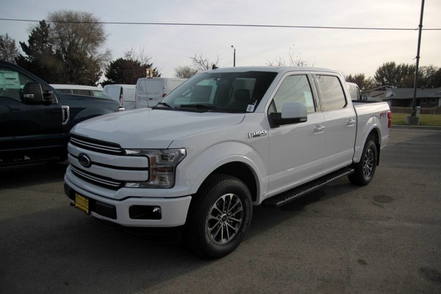 2020 F-150 SuperCrew Cab 4x4, Pickup #RN20289 - photo 4