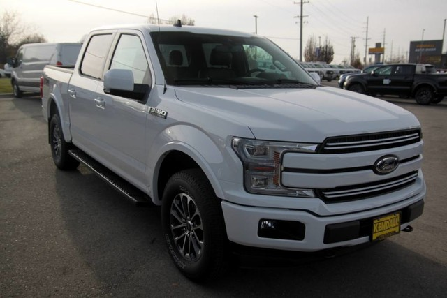 2020 F-150 SuperCrew Cab 4x4, Pickup #RN20289 - photo 5
