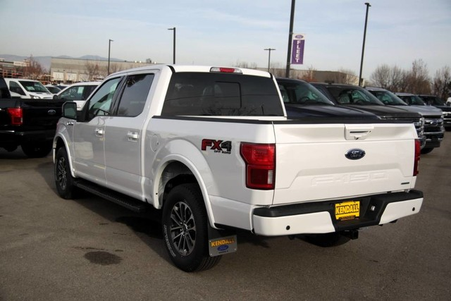 2020 F-150 SuperCrew Cab 4x4, Pickup #RN20289 - photo 7