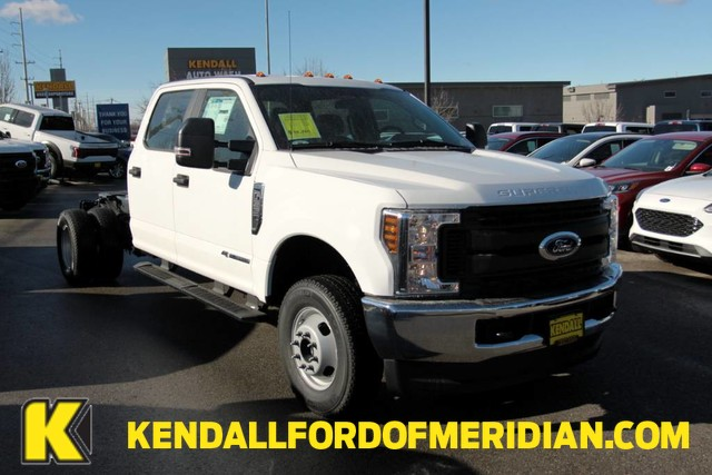 2019 Ford F-350 Crew Cab DRW 4x4, Cab Chassis #RN20314 - photo 1