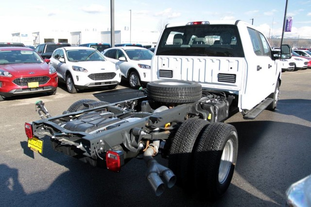2019 F-350 Crew Cab DRW 4x4, Cab Chassis #RN20314 - photo 1
