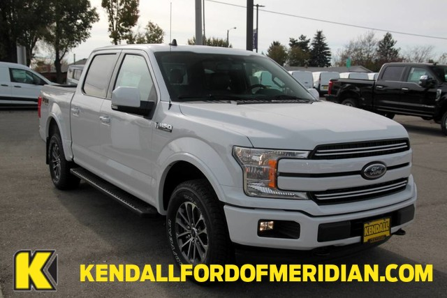 2020 F-150 SuperCrew Cab 4x4, Pickup #RN20334 - photo 1