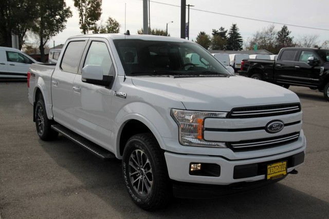 2020 F-150 SuperCrew Cab 4x4, Pickup #RN20334 - photo 3