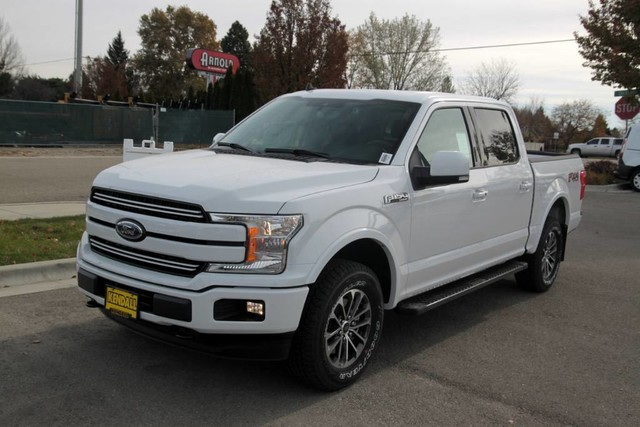 2020 F-150 SuperCrew Cab 4x4, Pickup #RN20334 - photo 5