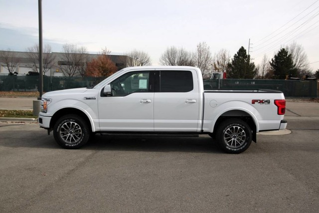 2020 F-150 SuperCrew Cab 4x4, Pickup #RN20334 - photo 6