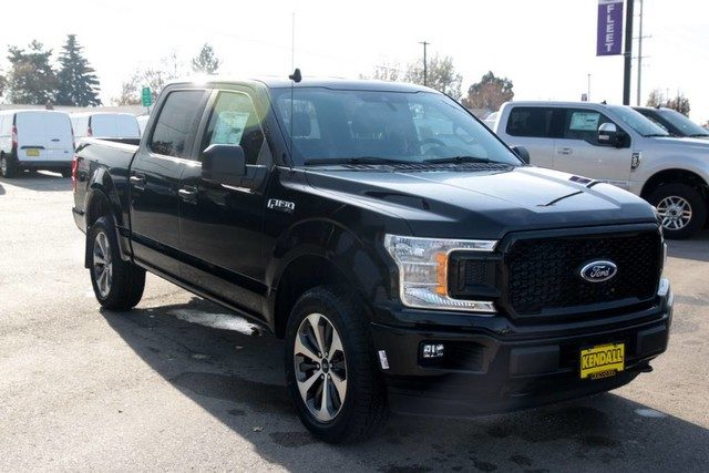 2020 F-150 SuperCrew Cab 4x4, Pickup #RN20335 - photo 3