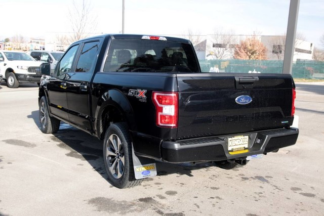 2020 F-150 SuperCrew Cab 4x4, Pickup #RN20335 - photo 7