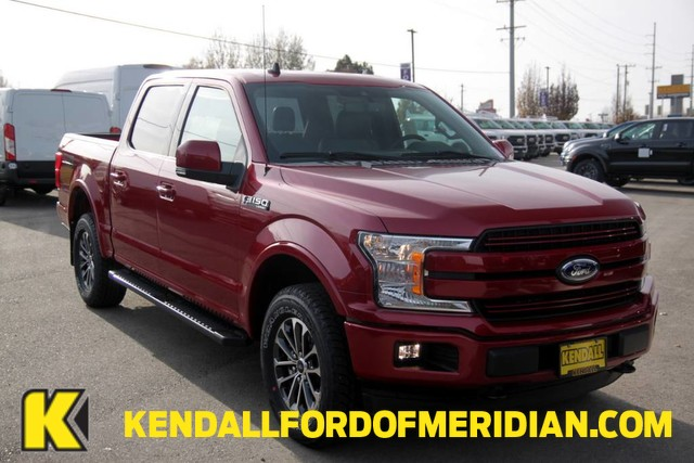 2020 Ford F-150 SuperCrew Cab 4x4, Pickup #RN20372 - photo 1