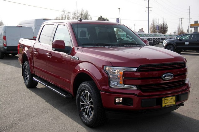 2020 F-150 SuperCrew Cab 4x4, Pickup #RN20372 - photo 3