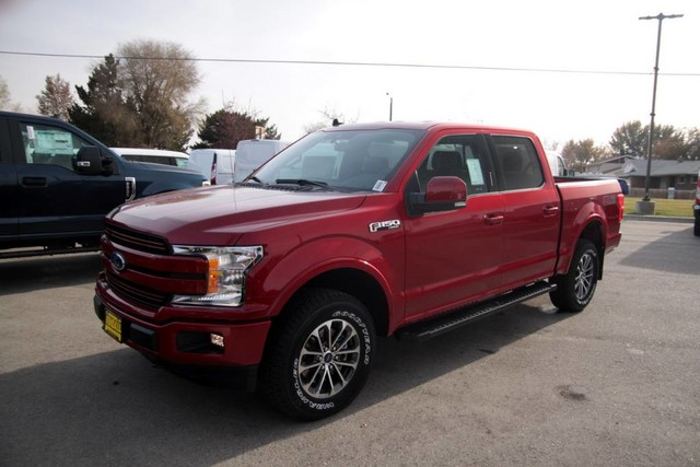 2020 F-150 SuperCrew Cab 4x4, Pickup #RN20372 - photo 5