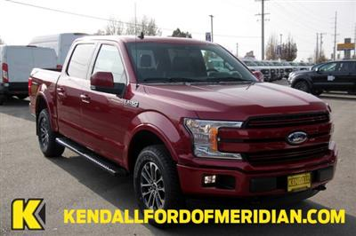 2020 F-150 SuperCrew Cab 4x4, Pickup #RN20372 - photo 1