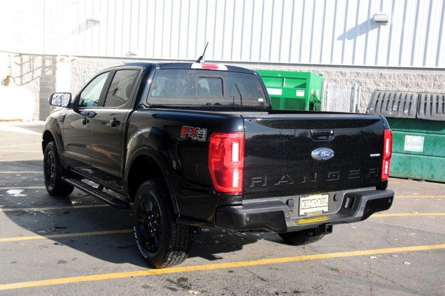 2019 Ranger SuperCrew Cab 4x4, Pickup #RN20380 - photo 7