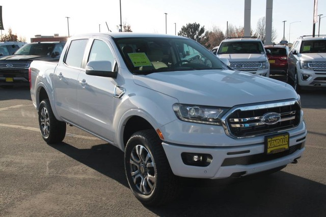 2019 Ranger SuperCrew Cab 4x4, Pickup #RN20382 - photo 3