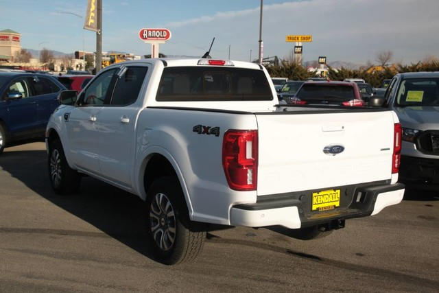 2019 Ranger SuperCrew Cab 4x4, Pickup #RN20382 - photo 7