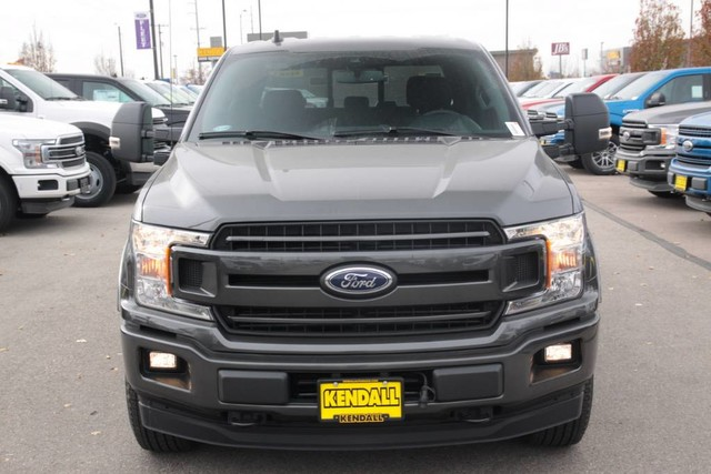 2019 F-150 SuperCrew Cab 4x4, Pickup #RN20415 - photo 4