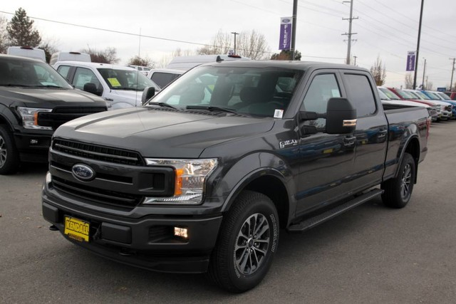 2019 F-150 SuperCrew Cab 4x4, Pickup #RN20415 - photo 5