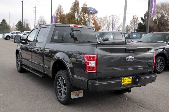 2019 F-150 SuperCrew Cab 4x4, Pickup #RN20415 - photo 7