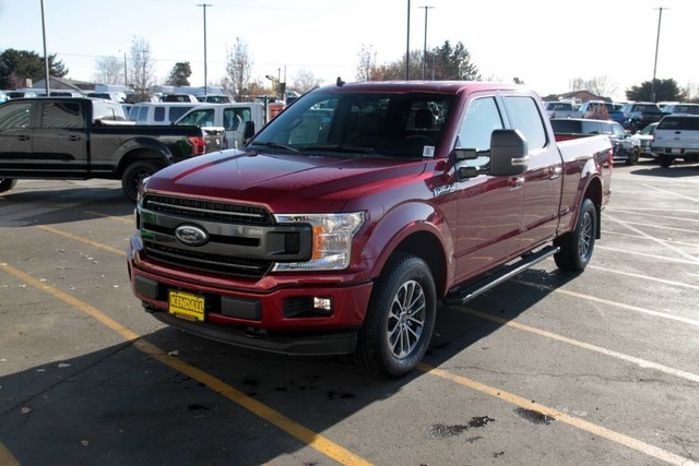 2020 F-150 SuperCrew Cab 4x4, Pickup #RN20445 - photo 5