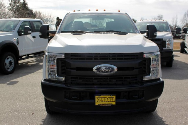 2019 Ford F-350 Crew Cab DRW 4x4, Cab Chassis #RN20451 - photo 4