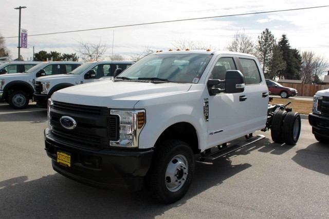 2019 Ford F-350 Crew Cab DRW 4x4, Cab Chassis #RN20451 - photo 5