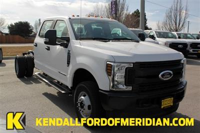 2019 Ford F-350 Crew Cab DRW 4x4, Cab Chassis #RN20451 - photo 1