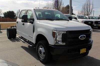 2019 Ford F-350 Crew Cab DRW 4x4, Cab Chassis #RN20451 - photo 3