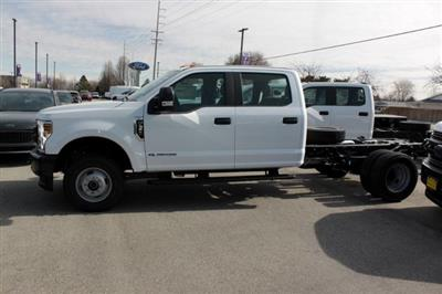 2019 Ford F-350 Crew Cab DRW 4x4, Cab Chassis #RN20451 - photo 6
