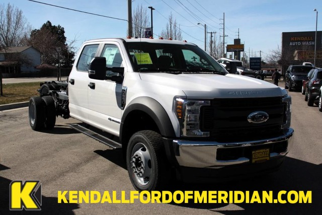 2019 F-550 Crew Cab DRW 4x4, Cab Chassis #RN20463 - photo 1