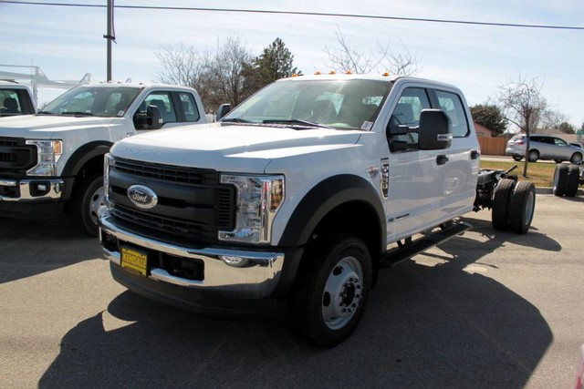 2019 F-550 Crew Cab DRW 4x4, Cab Chassis #RN20463 - photo 5