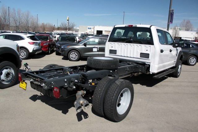 2019 F-550 Crew Cab DRW 4x4, Cab Chassis #RN20463 - photo 2
