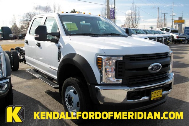 2019 F-550 Crew Cab DRW 4x4, Cab Chassis #RN20464 - photo 1