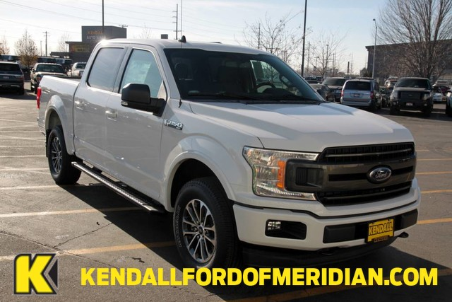 2019 F-150 SuperCrew Cab 4x4, Pickup #RN20465 - photo 1