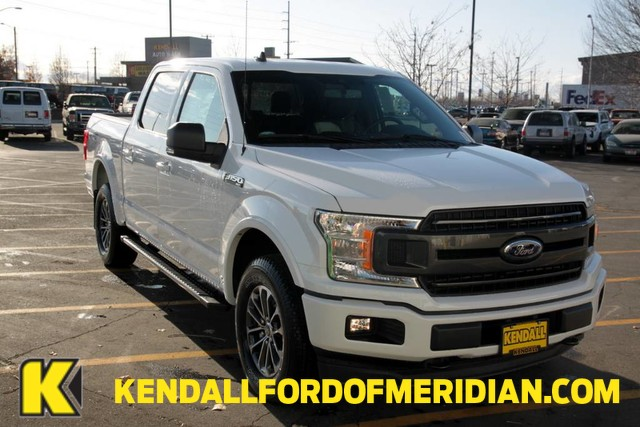 2019 F-150 SuperCrew Cab 4x4, Pickup #RN20466 - photo 1