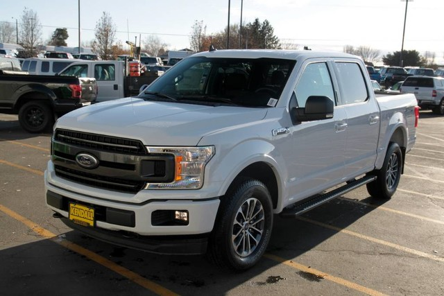 2019 F-150 SuperCrew Cab 4x4, Pickup #RN20466 - photo 5