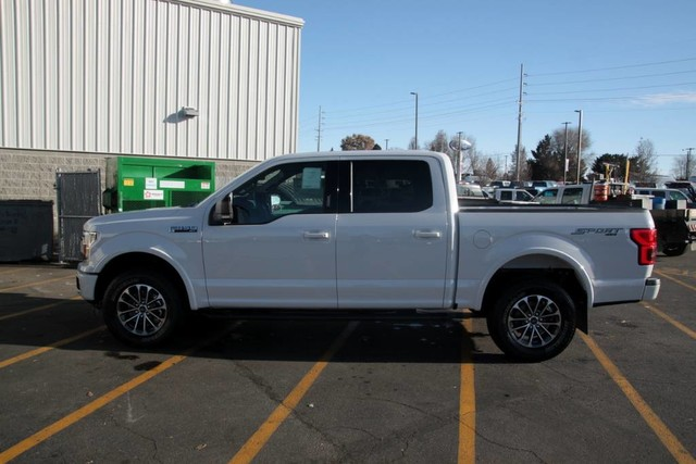2019 F-150 SuperCrew Cab 4x4, Pickup #RN20466 - photo 6