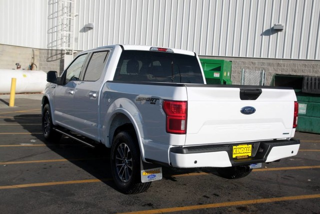 2019 F-150 SuperCrew Cab 4x4, Pickup #RN20466 - photo 7
