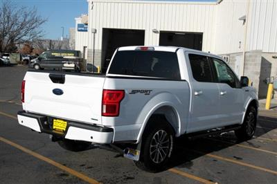 2019 F-150 SuperCrew Cab 4x4, Pickup #RN20466 - photo 2