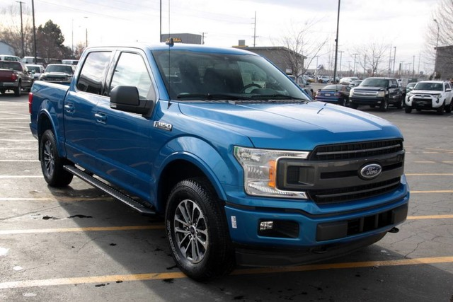 2019 F-150 SuperCrew Cab 4x4, Pickup #RN20477 - photo 3