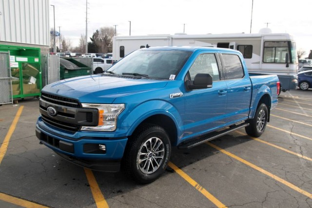 2019 F-150 SuperCrew Cab 4x4, Pickup #RN20477 - photo 5