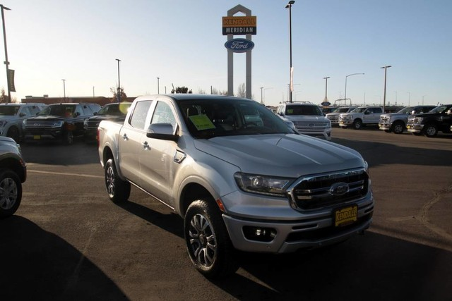 2019 Ranger SuperCrew Cab 4x4, Pickup #RN20480 - photo 3